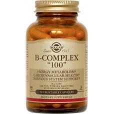 Витамины Solgar B-Complex 100 (100 капс)