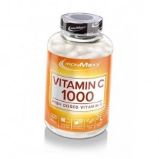 Витамины и минералы IronMaxx Vitamin C 1000 (100 капс)