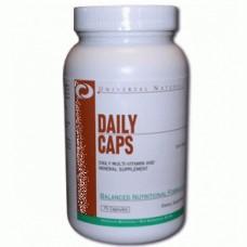 Витаминно-минеральный комплекс Universal Nutrition Daily Caps (75 таб)