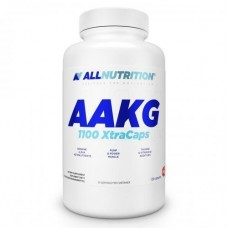 Бустер окиси азота All Nutrition AAKG 1100 Xtra Caps (120 капсул)