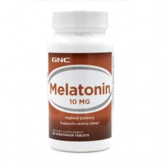 Снотворное GNC Melatonin 10 (60 таб)