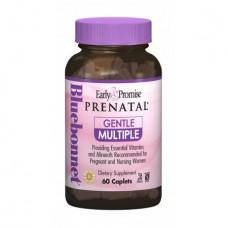 Витамины для беременных женщин Bluebonnet Nutrition Early Promise Prenatal Gentle Multiple (60 капсул)