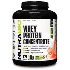 Протеин NutraBio Whey Protein Concentrate (2.268 кг)