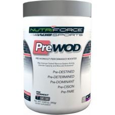 Предтренировочный комплекс Nutriforce Sports PreWOD (28 порций) (392 г)