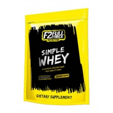 Протеин Full Force Simple Whey (3 кг)