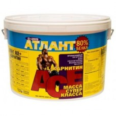 Протеин Атлант 80% +ace+карнитин (1 кг)