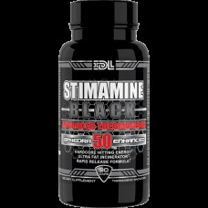 Жиросжигатель Innovative Labs Stimamine Black (90 капс)