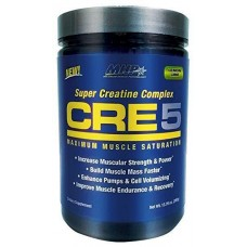 Креатин MHP CRE 5 Super Creatine Complex 60 порц. (390 г)