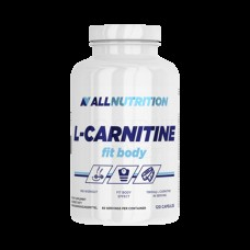 L-карнитин All Nutrition L-Carnitine Fit Body (120 капс)