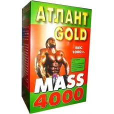Гейнер Атлант Mass 4000 (1 кг)