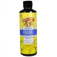 Комплекс незаменимых жирных кислот Barlean's Omega Fish Oil (454 мл)