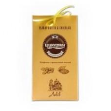Заменители питания TOM peanut butter Конфеты с арахисовым маслом (1*10 шт)