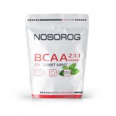 BCAA аминокислоты Nosorog Nutrition BCAA 2-1-1 (200 г)