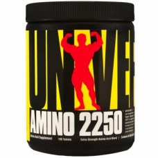 Аминокислоты Universal Amino 2250 (180 таб)