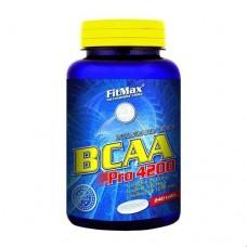 BCAA аминокислоты FitMax BCAA Pro 4200 (240 таб)