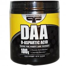 Бустер тестостерона PrimaForce D-Aspartic Acid (100 г)