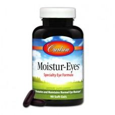 Комплекс для Поддержки Глаз Carlson Moistur Eyes (90 желатиновых капсул)