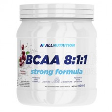 BCAA аминокислоты All Nutrition BCAA 8:1:1 Strong Formula (1000 г)
