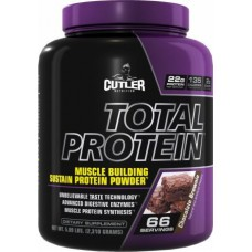 Протеин Cutler Nutrition Total Protein (2,038 кг)