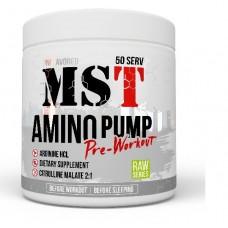 Аминокислоты MST Nutrition Amino Pump Pre-Workout (300 г)