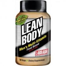 Витаминно-минеральный комплекс Labrada Nutrition Multi-vitamin men's (60 капс)