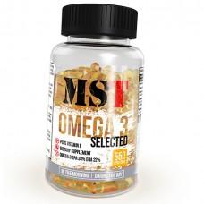 Рыбий жир MST Nutrition Omega 3 Selected (120 капсул)