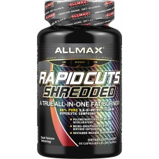 Жиросжигатель AllMax Nutrition Rapidcuts Shredded (90 капс)