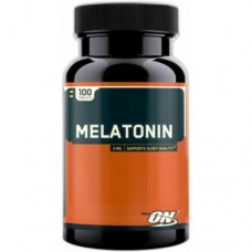 Снотворное Optimum Nutrition Melatonin (100 таб)