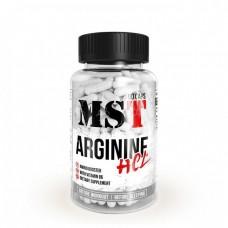 Аргинин MST Nutrition Arginine HCL Caps (90 капсул)