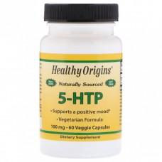 Антидепрессант Healthy Origins 5-HTP 100 мг (60 желевых капсул)