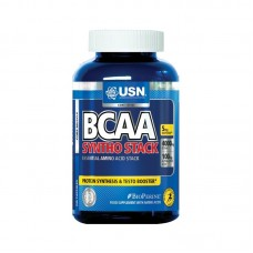 BCAA аминокислоты USN Nutrition BCAA Syntho Stack (240 капс)