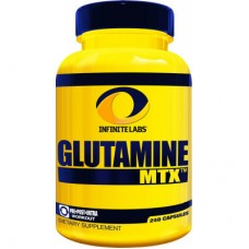 Глютамин Infinite Labs Glutamine MTX (240 капс)