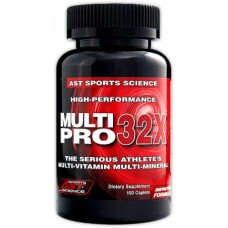 Витаминно-минеральный комплекс AST Multi Pro 32X (200 капс)