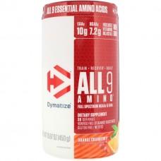 Аминокислоты Dymatize Nutrition All 9 Amino (450 г)