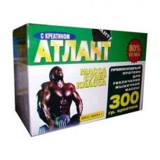 Протеин Атлант 80% +150 Г Креатина (зеленый) (3 кг)