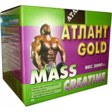 Гейнер Атлант Mass Creatine (1 кг)