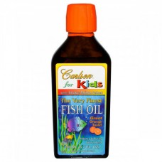 Рыбий Жир для Детей Carlson The Very Finest Fish Oil for Kids Labs (200 мл)