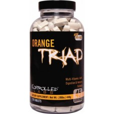 Витаминно-минеральный комплекс Controlled Labs Orange Triad (60 таб)