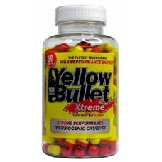 Жиросжигатель Hard Rock Supplements Yellow Bullet Extreme (100 капс)