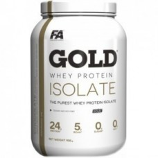 Протеин Fitness Authority Gold Whey Protein Isolate (908 г)