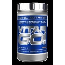 Высокомолекулярные углеводы Scitec Nutrition VitarGo (900 г)