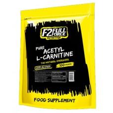 Жиросжигатель L-карнитин Full Force Pure Acetyl L-Carnitine (100 г)