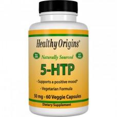 Антидепрессант Healthy Origins 5-HTP 50 мг (60 желевых капсул)