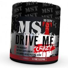 Предтренировочный комплекс MST Nutrition Drive Me Crazy (300 г)