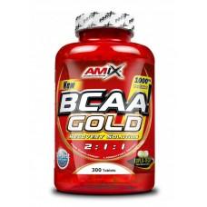 BCAA аминокислоты AMIX BCAA Gold (300 таб)
