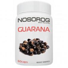 Предтренировочный комплекс Nosorog Nutrition Guarana (60 капс)