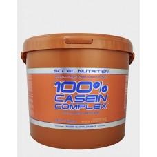 Казеин Scitec Nutrition 100% Casein Complex (5 кг)