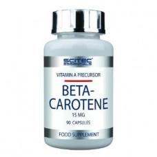 Аминокислота бета-каротин Scitec Essentials Beta Carotine (90 капс)