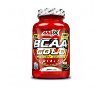 BCAA аминокислоты AMIX BCAA Gold (150 таб)