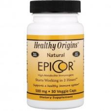 Природная защита иммунитета Healthy Origins EpiCor 500 мг (30 желевых капсул)